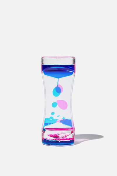 Liquid Motion, BLUE PINK