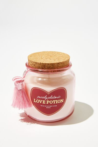 Potion Bottle Candle, LOVE POTION