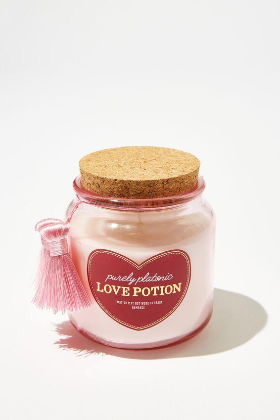 Potion Bottle Candle, LOVE POTION