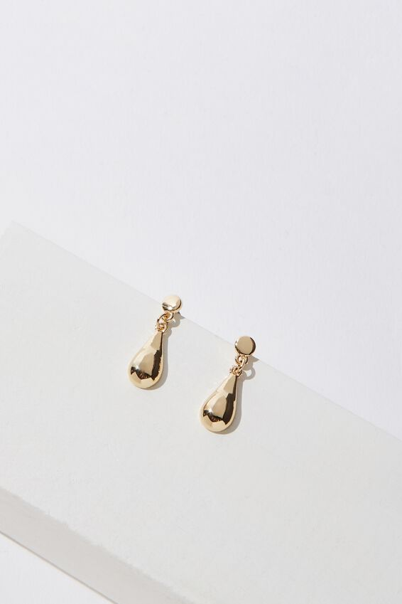 Novelty Earrings, DROP BOOBS!