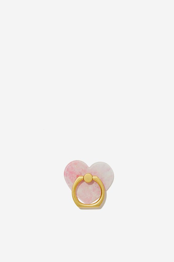 Phone Rings, PINK QUARTZ HEART