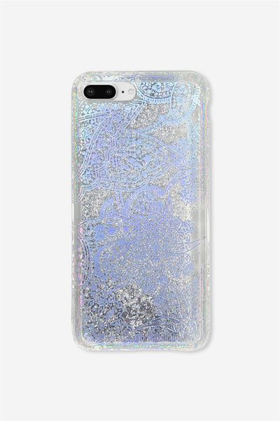 Shake It Phone Case 6, 7, 8 Plus, HOLOGRAPHIC LACE