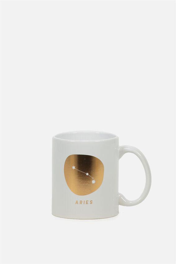 Zodiac Mug, ARIES