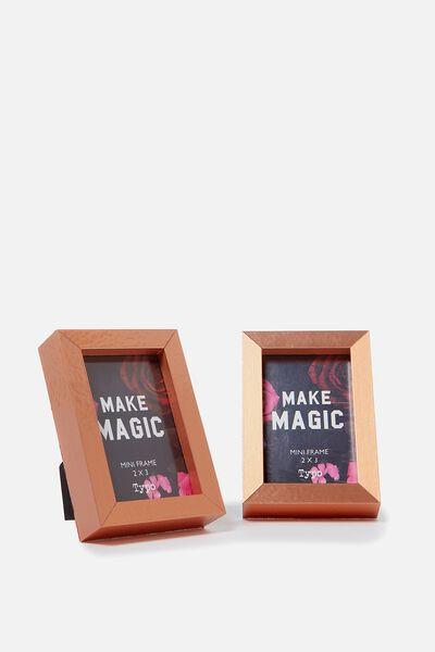 Mini Frames, ROSE GOLD