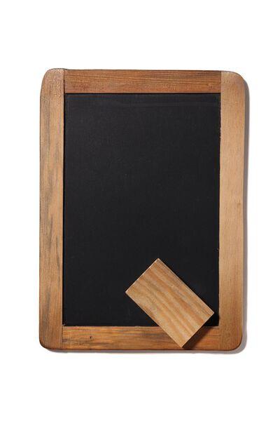 A4 Chalkboard, BROWN