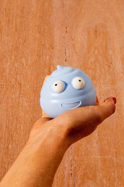 Poop Squishy, BLUE