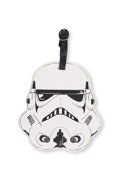 Shape Shifter Luggage Tag, LCN STORM TROOPER