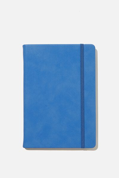 A5 Buffalo Journal, CLASSIC BLUE