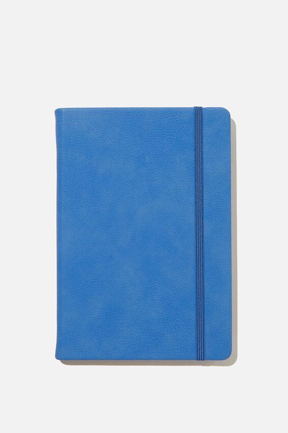 A5 Buffalo Journal, CLASSIC BLUE