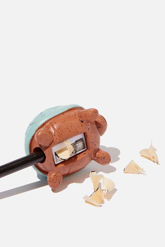 Resin Pencil Sharpener, TURTLE