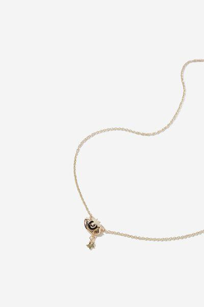 Novelty Necklace, EYE