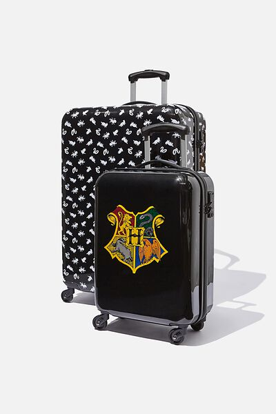 Lcn Suitcase Set With Tsa Lock, LCN WB HPO HOGWARTS YDG SET