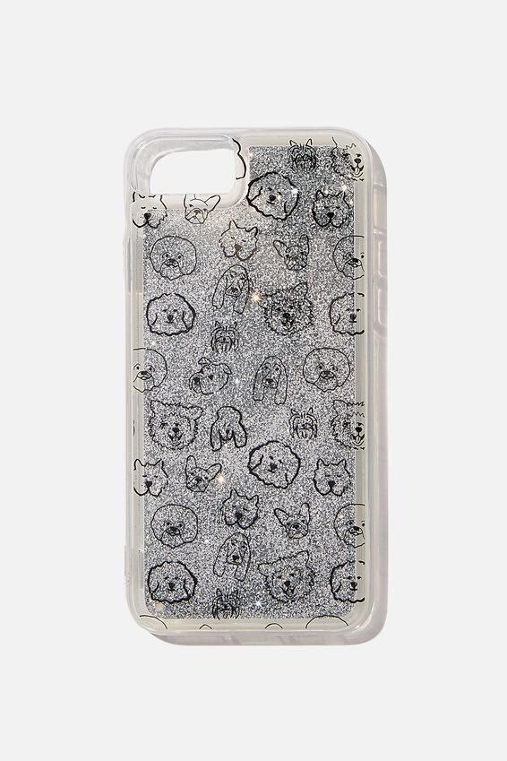 Phone Case Universal SE, 6,7,8, DOGS ILLUSTRATIONS