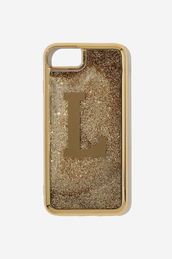 Shake It Phone Case Universal 6,7,8, GOLD L