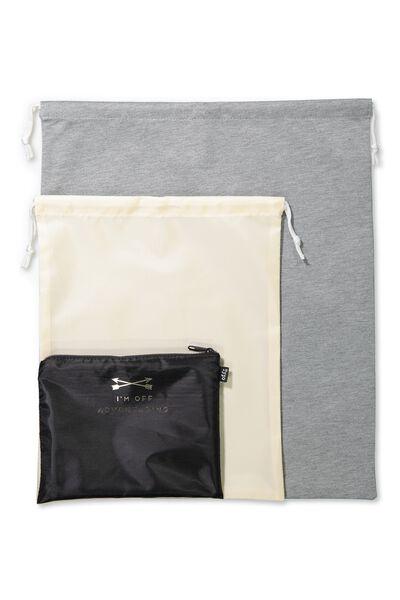 Get Organised Travel Bag, OFF ADVENTURING