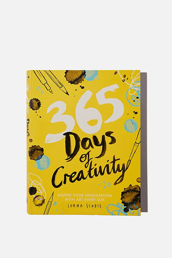 365 Days Of Creativity, ASSORTED