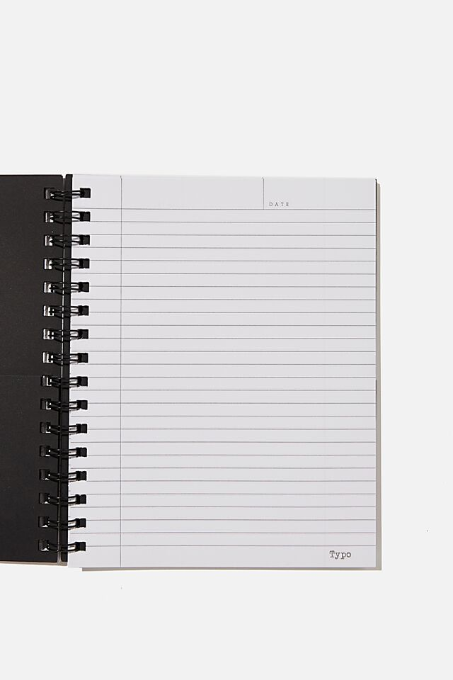 A5 Irvins Campus Notebook Recycled, LCN IRVINS DANGEROUSLY ADDICTIVE