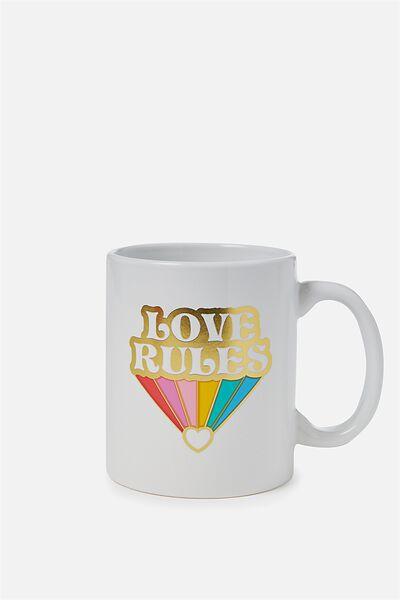 Anytime Mug, RAINBOW PRIDE