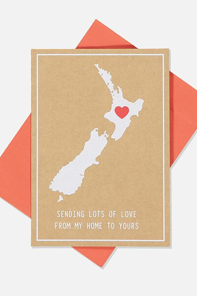 Christmas Card 2019, NZ LOVE FROM