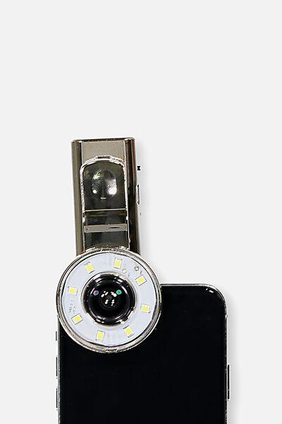 Phone Lens, ILLUMINATOR LENS GOLD