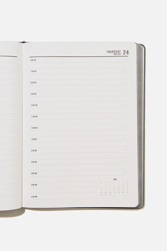 2021 A4 Daily Buffalo Diary, WELSH SLATE