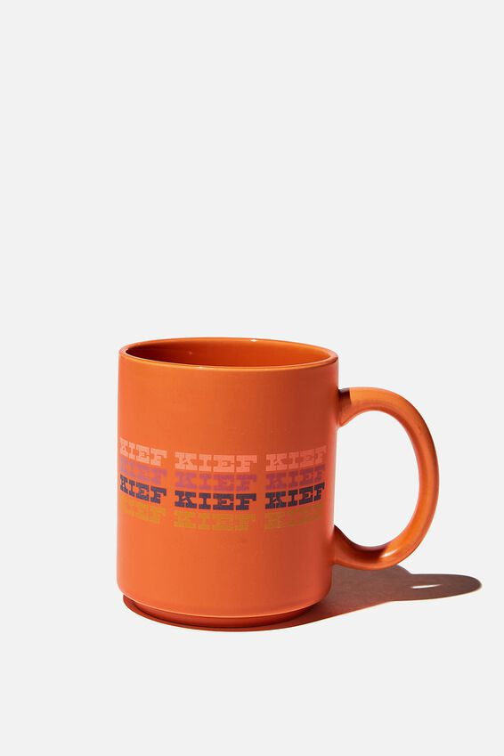 Daily Mug, RG KIEF