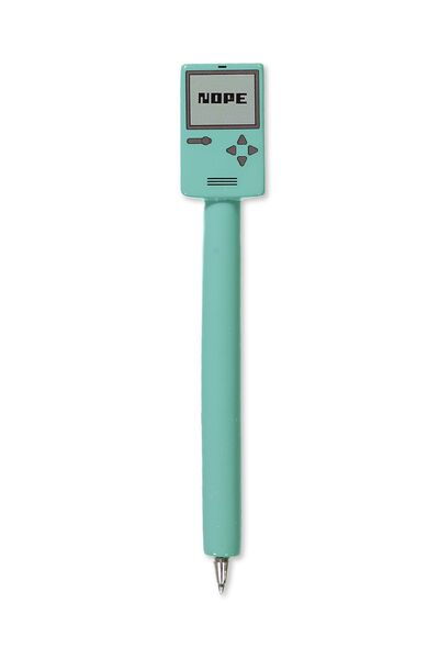 Novelty Pen, AQUA GAME CONSOLE