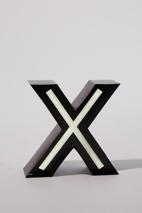 Alpha Tube Light, BLACK X