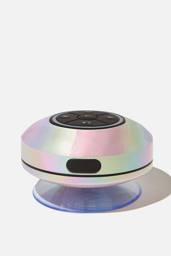 Wireless Led Shower Speaker, IRIDESCENT SPECTRUM 2.0