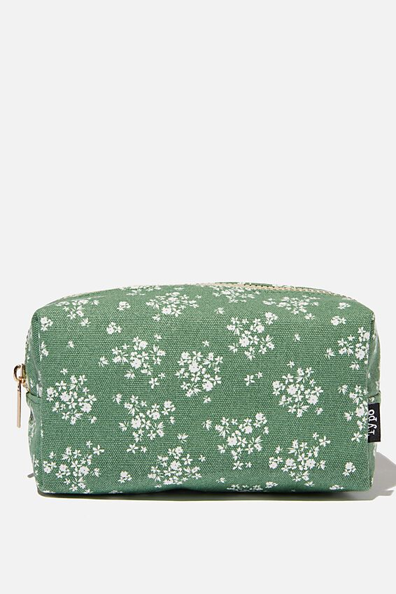 Brooklyn Pencil Case, BASIL DITSY