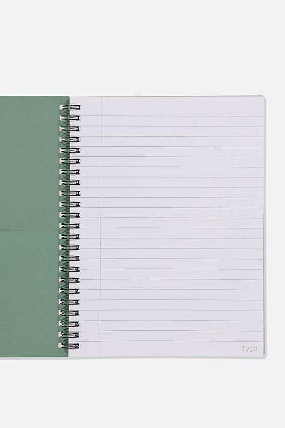 Small Spinout Notebook - V, YOGA