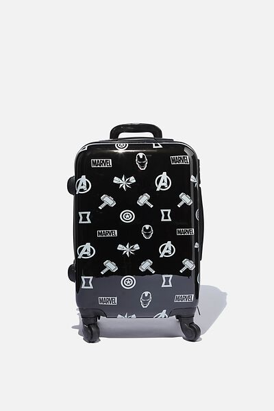 Lcn Tsa Small Suitcase, LCN MARVEL ICONS