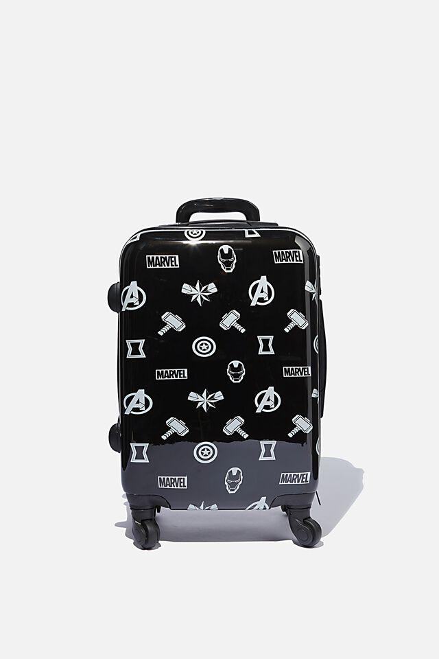Lcn Tsa Small Suitcase, LCN MARVEL ICONS
