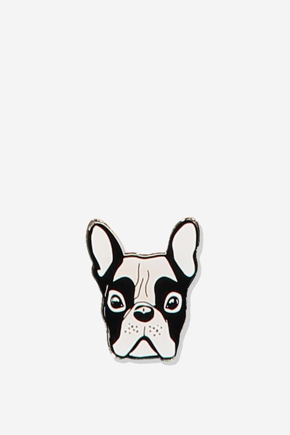 Enamel Stickers, FRENCHIE