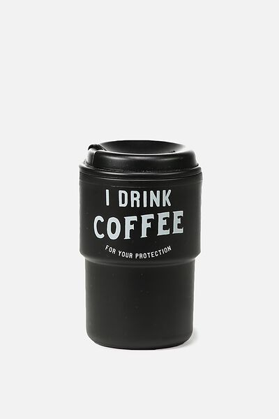 Reuse Me Coffee Cup, COFFEE PROTECTION
