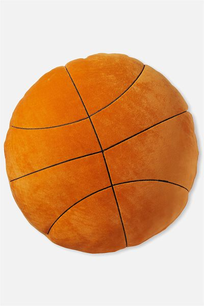 Large Get Cushy Cushion, BASKETBALL