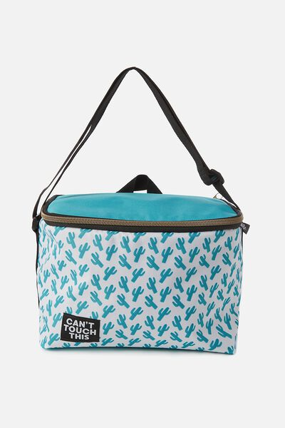 Cooler Lunch Bag, CACTUS