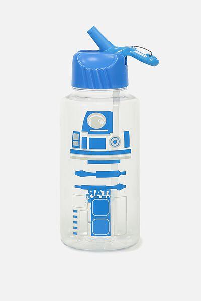 Suck It Up Drink Bottle, LCN STAR WARS R2D2