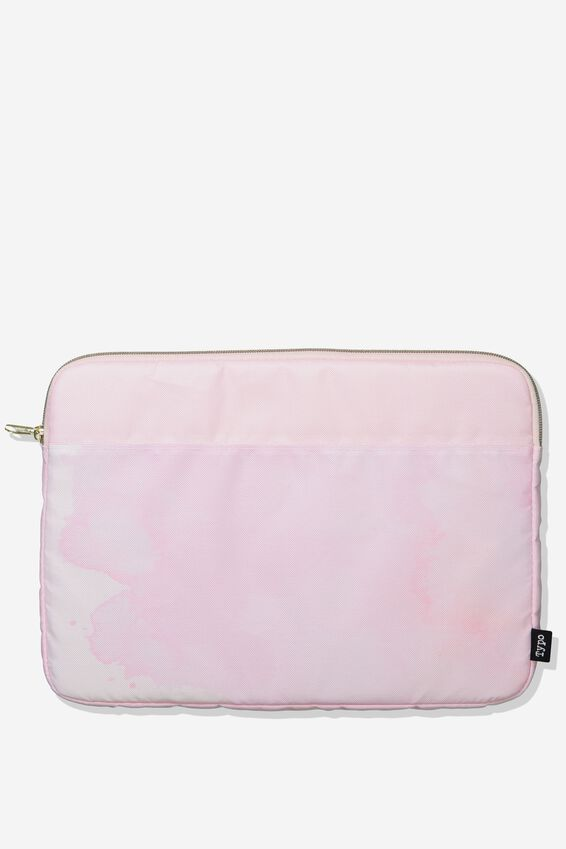 Freshman Laptop Case 13, BLUSH OMBRE