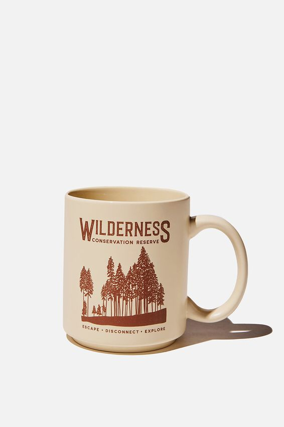 Daily Mug, WILDERNESS