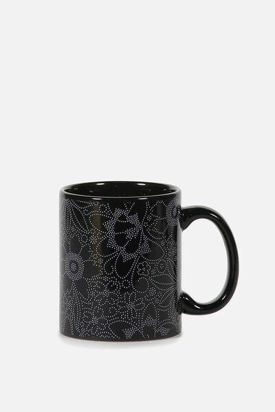 Anytime Mug, PINK FLORAL