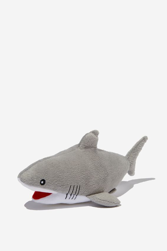 Doggo Plush Pet Toy, SHARK