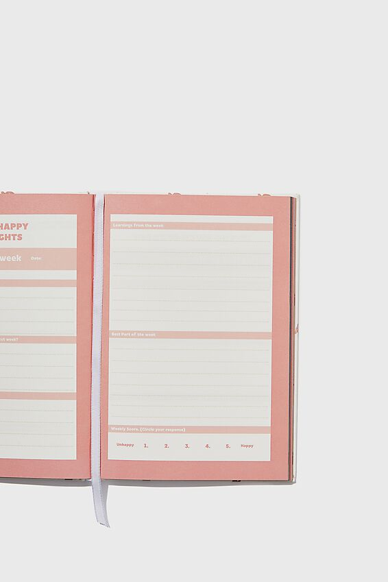 A5 Empowerment Activity Journal, EMPOWER JOURNAL