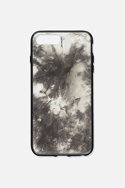 Protective Phone Case 6,7,8 Plus, TIE DYE WAVES