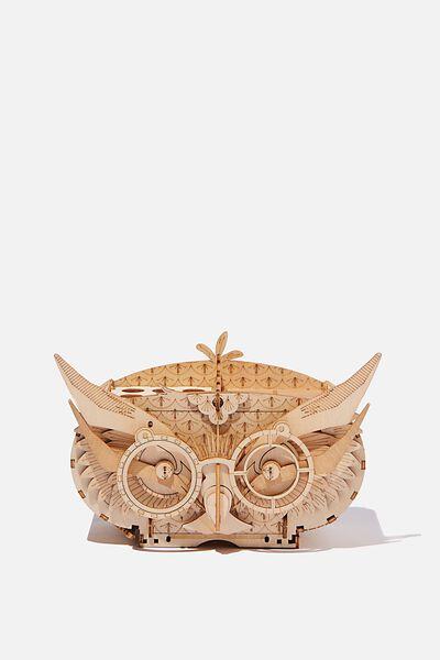 Diy Desk, OWL STORAGE