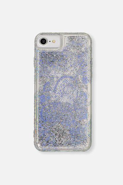 Shake It Phone Case Universal 6,7,8, HOLOGRAPHIC LACE