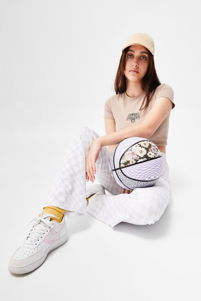 Basketball Size 7, SPLICE FLORAL