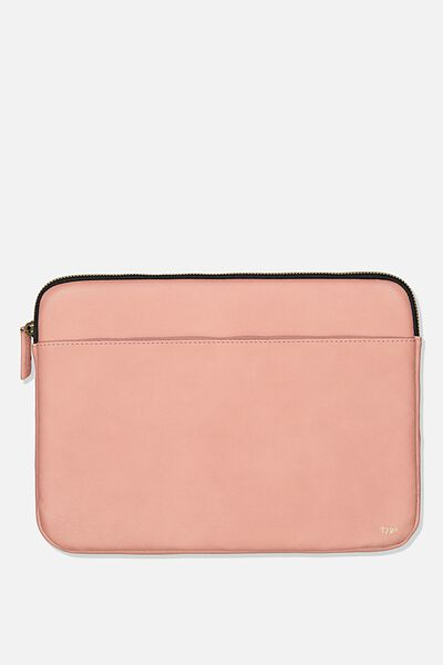 Core Laptop Cover 13 Inch, DUSTY ROSE