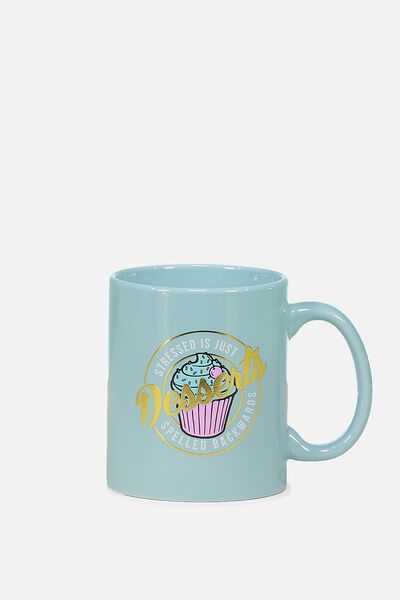 Anytime Mug, DESSERTS