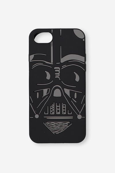 Shaped Silicon Phone Cover Universal, LCN DARTH